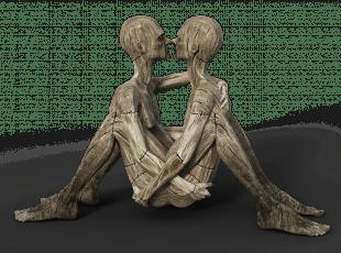 פסלים מחוברים